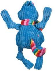 Knottie hugglehounds kat blauw achterkant