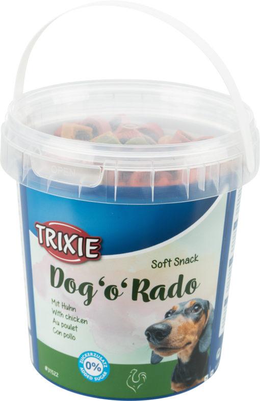 Trixie dog o rado zachte snoepjes met kipsmaak
