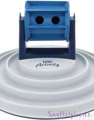 Trixie rollerbowl met draairoller en bodemplaat met groeven tegen het schrokken