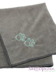 Microvezel handdoek, gehele handdoek