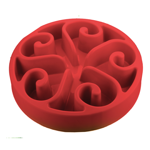 antischrokbak Kleur: rood